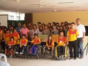 นักศึกษามหาวิทยาลัยราชภัฏธนบุรี เยี่ยมชมการดำเนินงาน