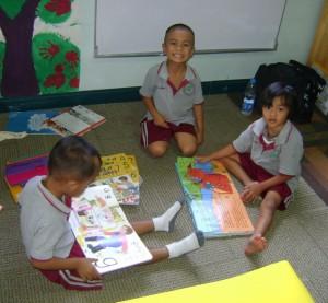 โรงเรียนรีเจ้นท์พัทยามาร่วมกิจกรรมที่ศูนย์พัฒนาเด็กเล็กพระมหาไถ่ พัทย