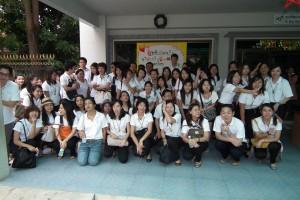 ซาโนฟี่-อเวนติส ประเทศไทย เยี่ยมศูนย์พัฒนาเด็กเล็ก