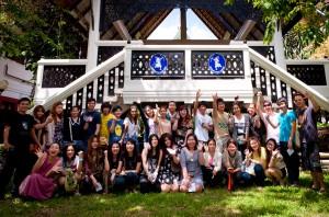 นักศึกษามหาวิทยาลัยอัสสัมชัญมาทำโครงการ Give Love to Get Love