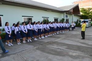 โครงการจิตอาสา โรงเรียนพระแม่มารีย์สาธุประดิษฐ์