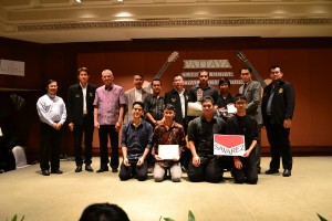 Pattaya Classical Guitar Festival and Competition 2012