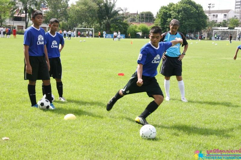 อนาคตนักฟุตบอลทีมชาติไทย