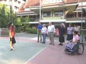 Thai Children's Trust เยี่ยมมูลนิธิคุณพ่อเรย์