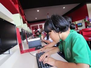 คอมพิวเตอร์สำหรับนักเรียนตาบอด
