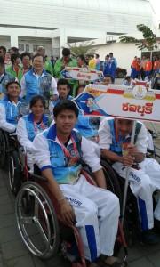 กีฬาคนพิการแห่งชาติ ครั้งที่ 33