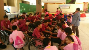 โครงการความร่วมมือเพื่อพัฒนาเด็กและเยาวชน