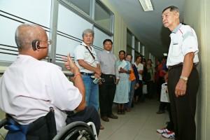 สัมมนาการช่วยเหลือคนพิการอย่างเป็นรูปธรรม