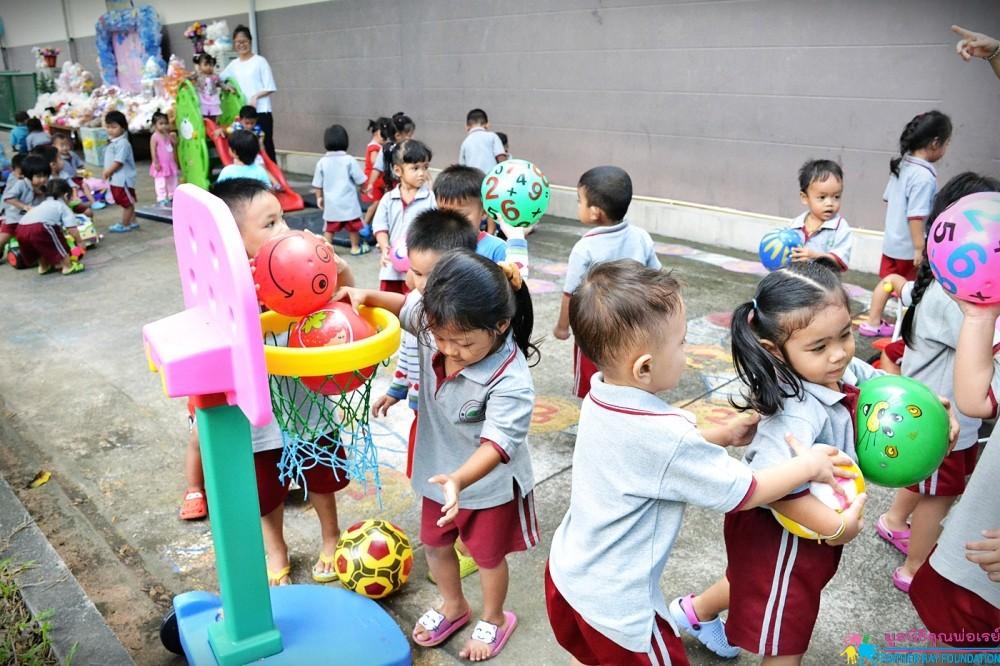 ศูนย์พัฒนาเด็กเล็กฯ จัดวันเด็กย่อม ๆ