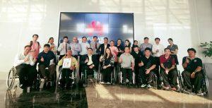 มูลนิธิพระมหาไถ่เพื่อการพัฒนาคนพิการ HUAWEI TECHNOLOGIES (THAILAND) COMPANY LIMITED